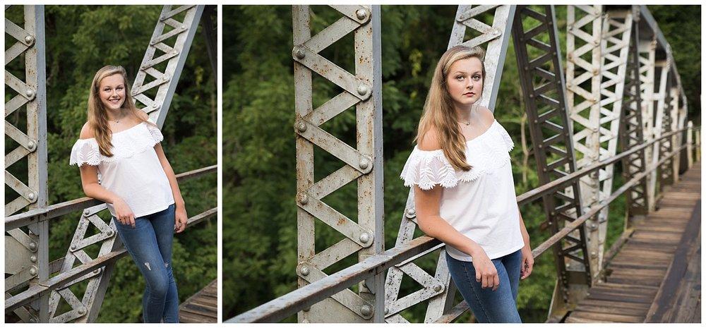 auburn opelika bridge senior photos
