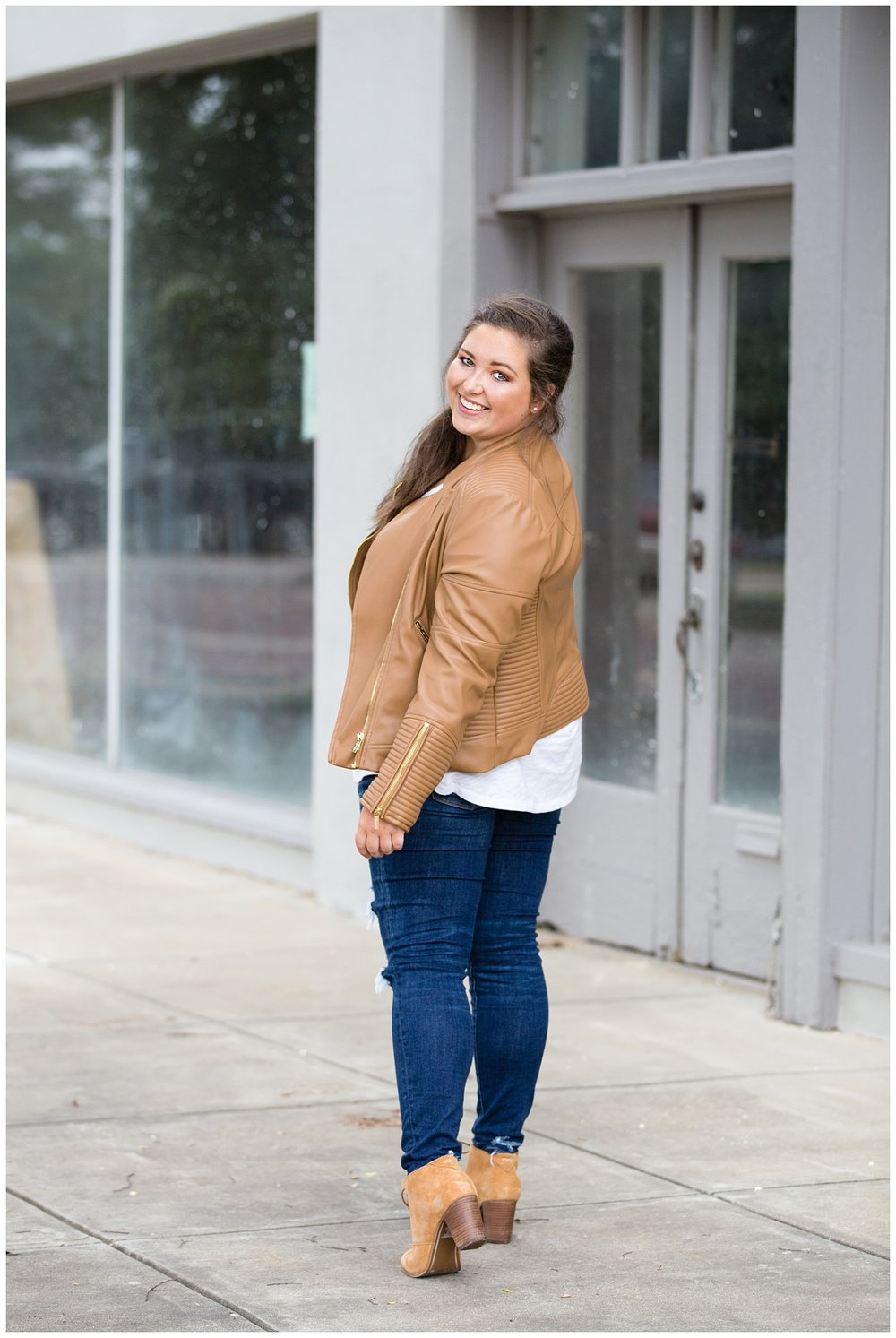downtown opelika senior pictures lauren beesley photography