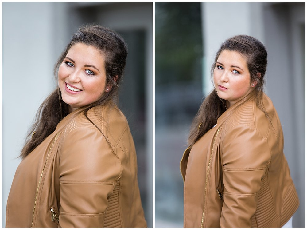 side ponytail senior portraits lbeesleyphoto opelika alabama