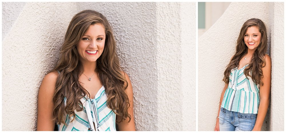 white background senior portraits columbus ga photographer