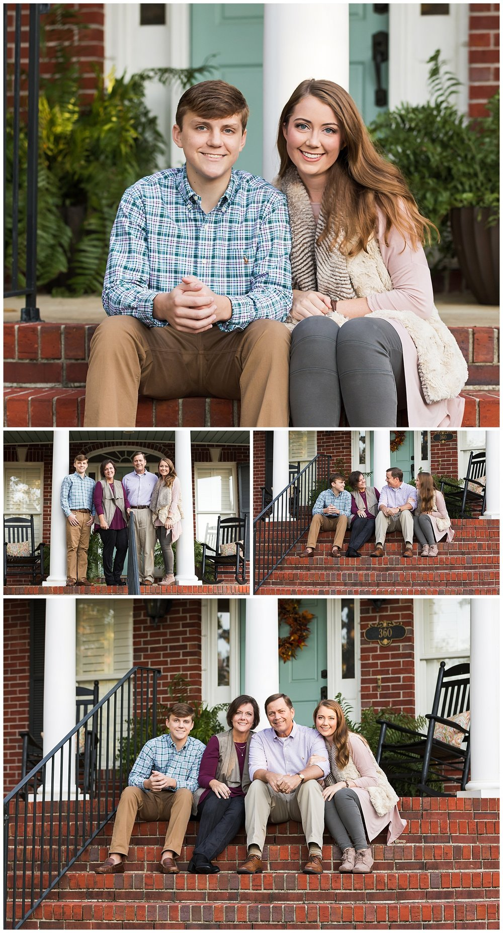 family portraits auburn alabama family pictures lauren beesley photography