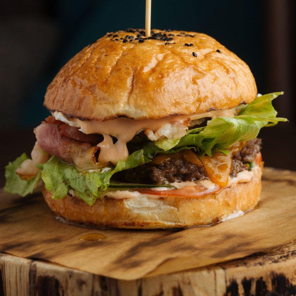 Trailboss burgers -