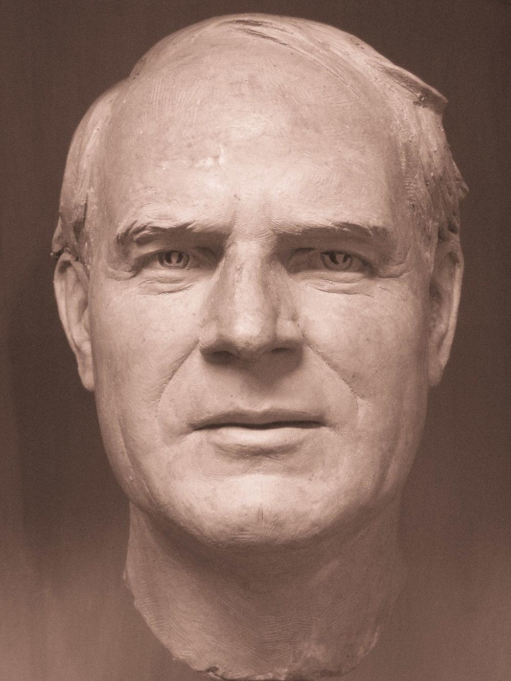 Richard Didsbury, (clay)