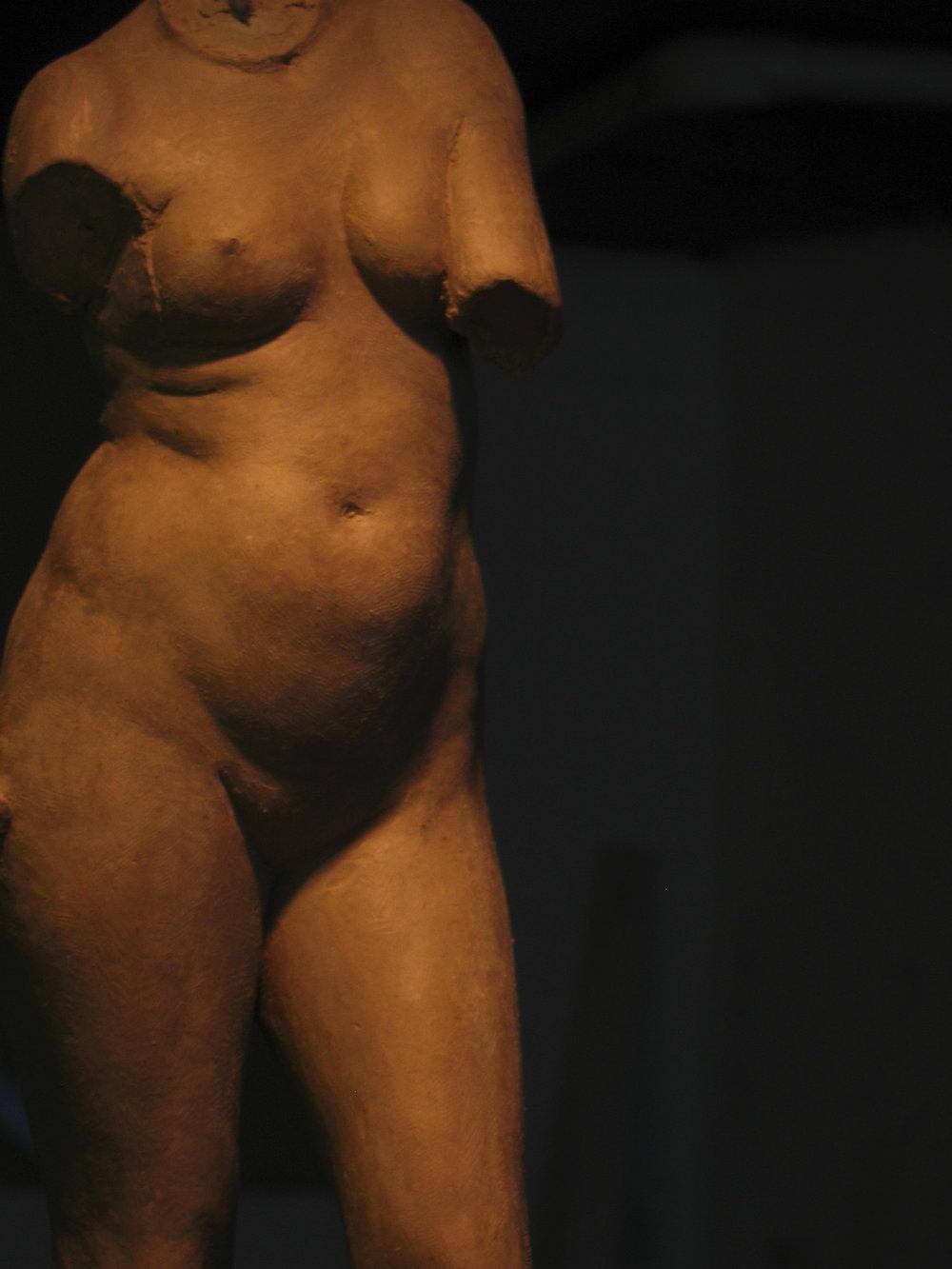 Small figure.