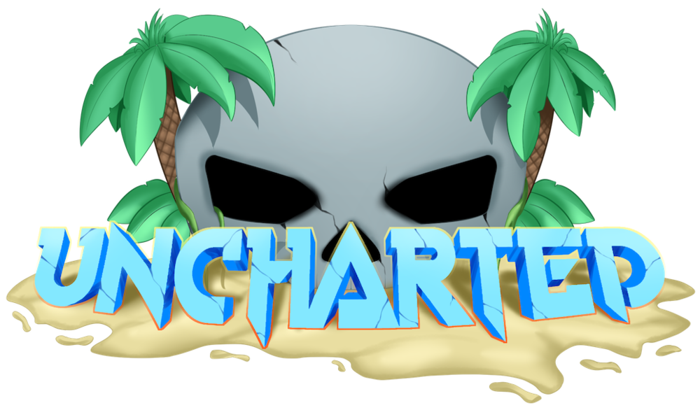 Uncharted - Uncharted utilizes plugins that create a custom skyblock experience, adventure experience, and action-packed clan battles.
