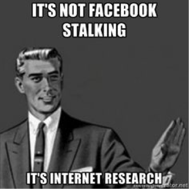 1. Do your research. - Living in the digital age, we all know how dating works today. You meet someone and what's the first thing you do? You Facebook stalk or Google him/her. A client's business is no different.
