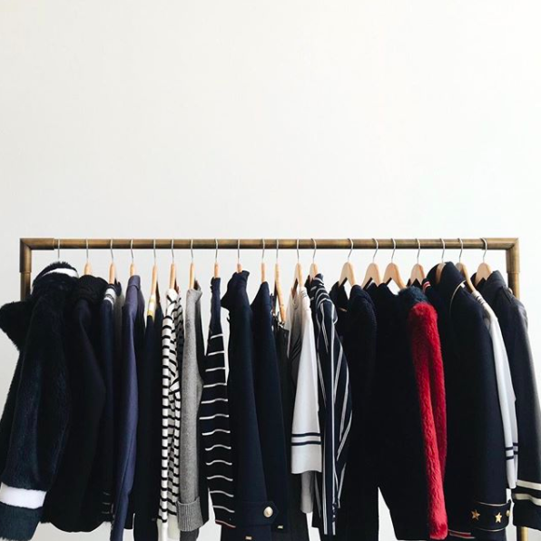 Promo Photoshoot and Live Snapchat Q&A with Gigi Hadid - This photo was shot by me for the Tommy social team. We were at Spring Studios for Gigi's newest collaboration with Tommy Hilfiger for FW'16, shooting her favorite looks from the collection. This was more of a promo shoot than editorial shoot, with behind the scenes footage on Tommy's Snapchat. (This was before Instastories existed!)