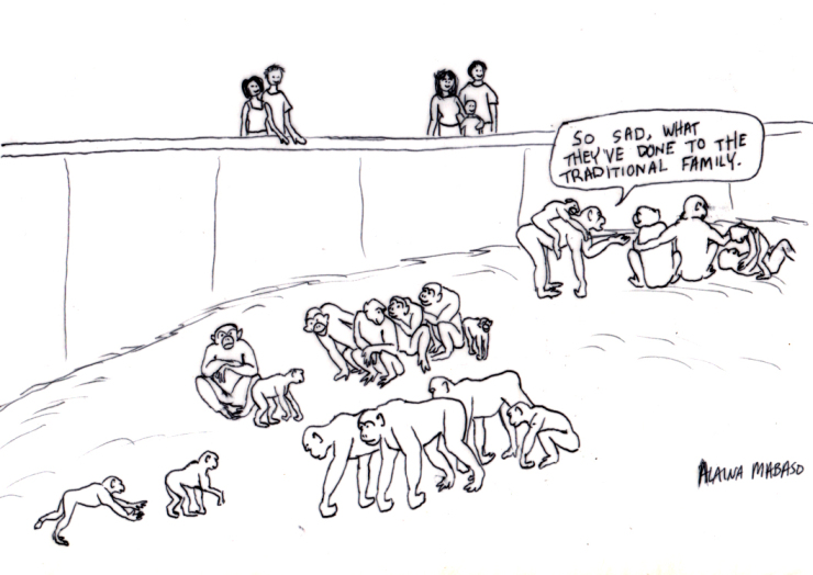 Drawing by Alaina Mabaso
