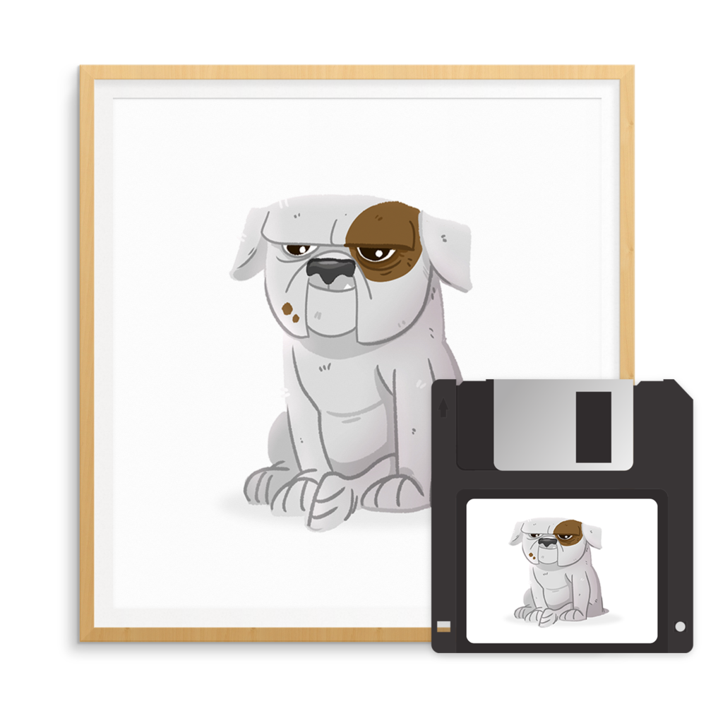Dog frame and disk.png