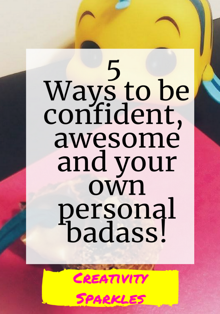 How to be awesome just the way you are!