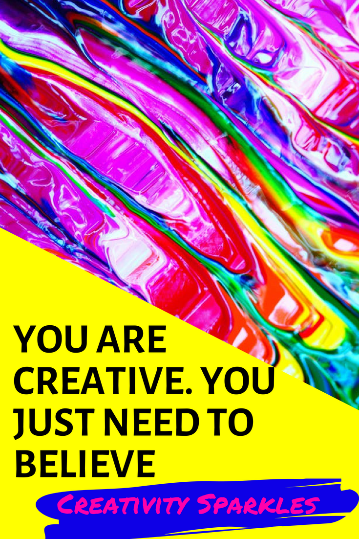 Break down creative myths