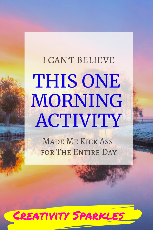 How to create your perfect morning ritual