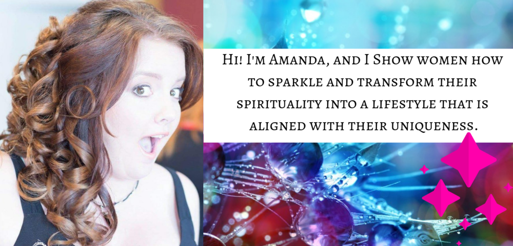 """Hi! Amanda's the name, and spirituality is my game! When I finally started to live my best spiritual lifestyle, my life became a lot more satisfying. But living my """"best spiritual life"""" sounds so broad right? How do I make it work for me?  Well find out my secret here!"""