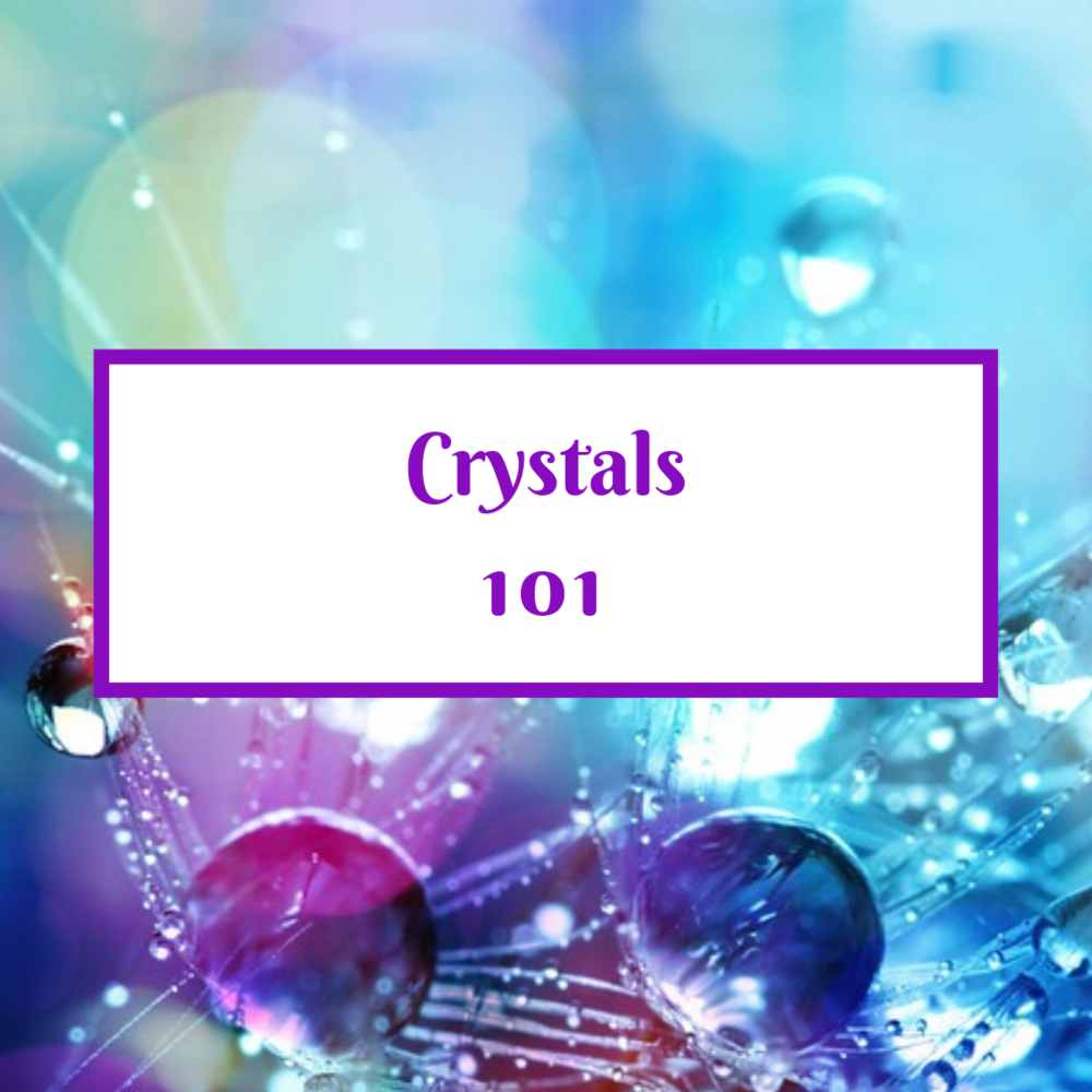 Need to really buckle down and learn more about crystals? Then this is your section! There is so much to learn, but don't worry it's all in bite size parts.