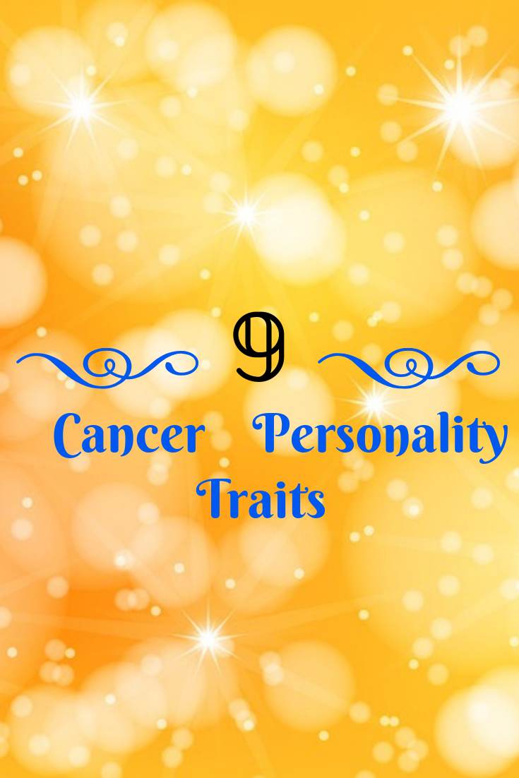 cancer personality traits