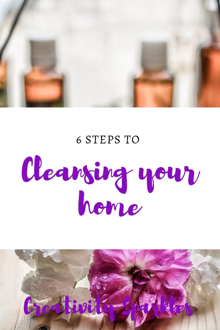 Cleansing your home