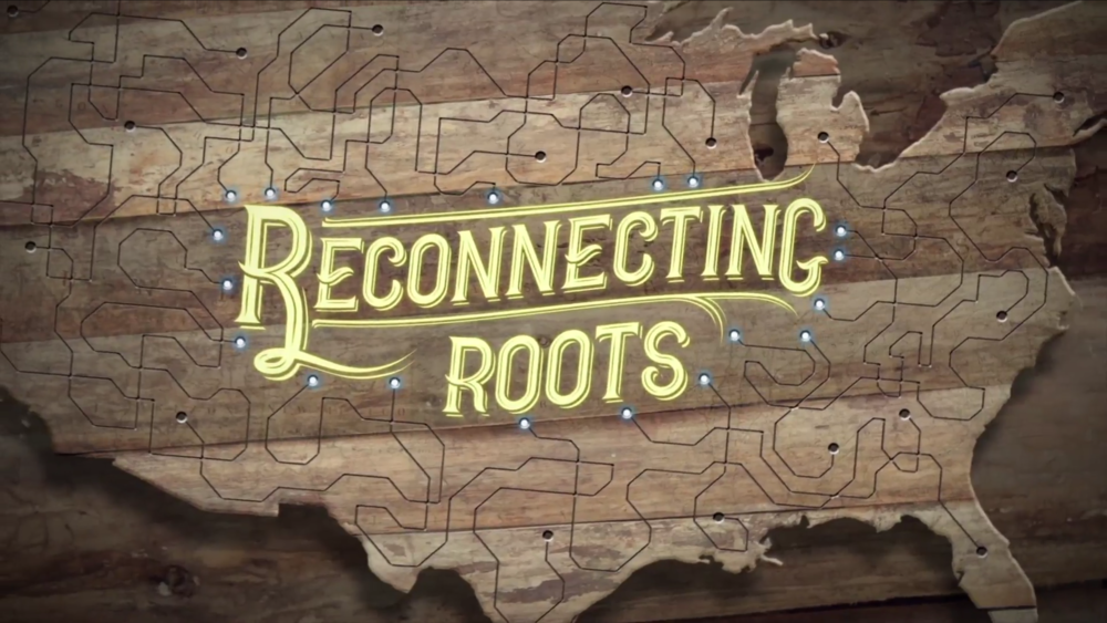 Reconnecting Roots - Reconnecting Roots is a lilDRAGON original half hour series hosted by Gabriel McCauley. It's purpose is to bridge the generational gap by portraying American Progress through music, culture and history.