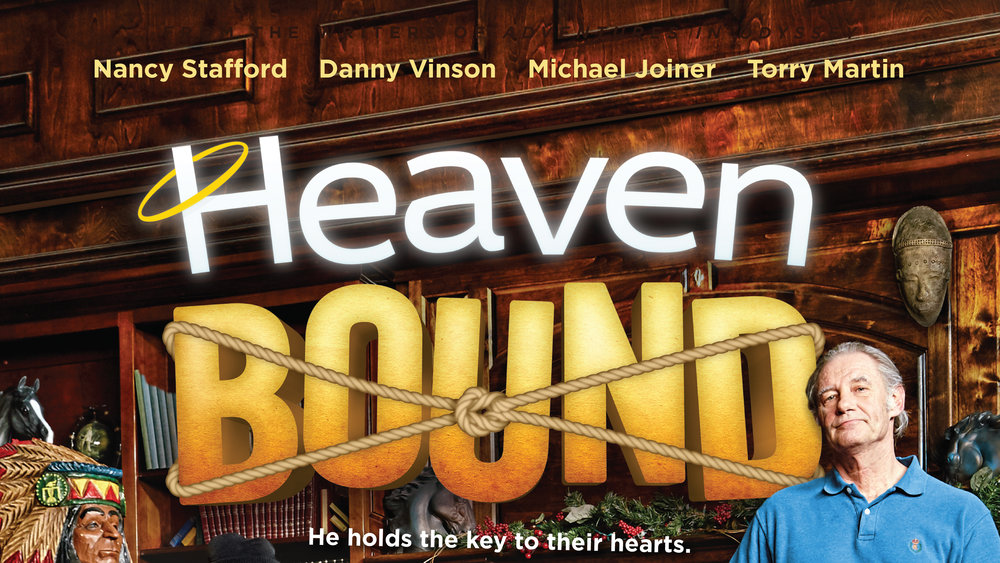 Heaven Bound - Gabe's directorial debut, this Faith based comedy feature film can be found on Pureflix, Amazon and in many Christian Media stores near you. lilDRAGON handled post production as well as several specialized roles on set.