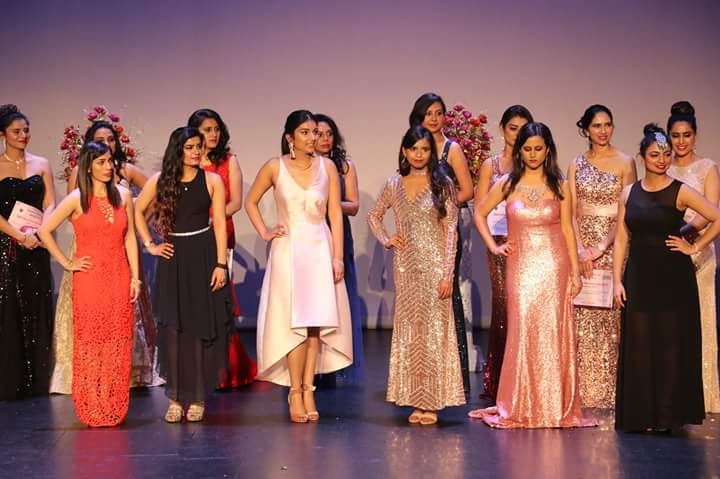 Evening Wear + Question Answer Round