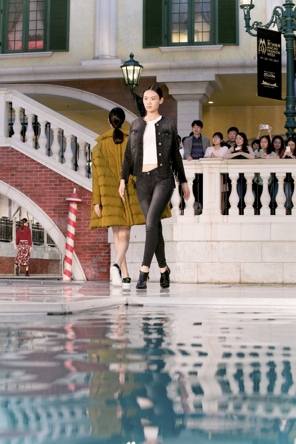 SANDS MACAO FASHION WEEK SHOWS