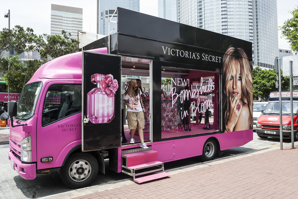 Lusher Photography - Bespoke - Victoria's Secret Promo Van 71.JPG