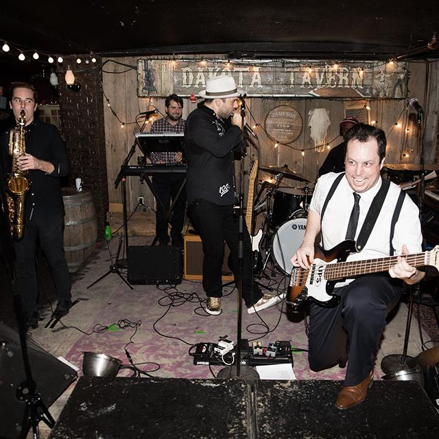 Oh ya, it feels like 1969, all over again! #unitedpowersoul #ups #funkband #liveband #livemusic #torontobandscene #ossington #thedakotatavern 📸 by @drewyorke