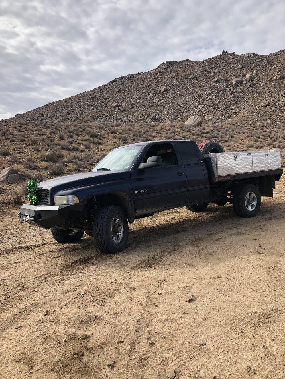 Death Valley Truck Tour 2018