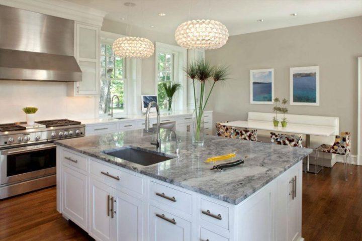 Custom Granite Countertop