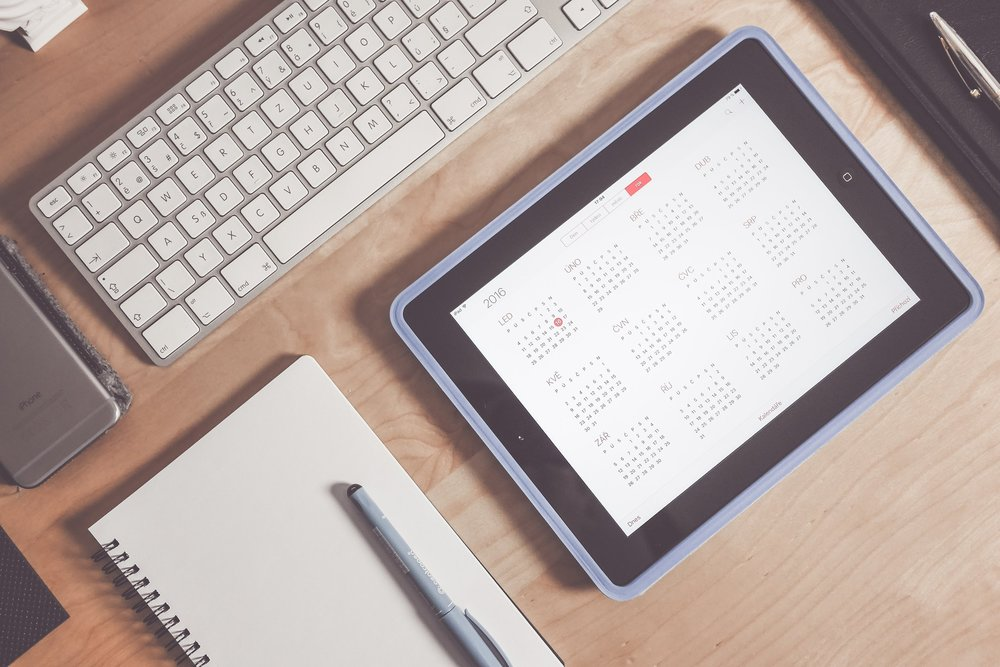 How to create a podcast content calendar.