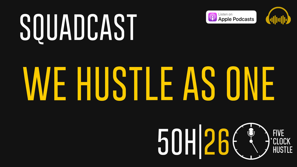 Julian Hayes II comes on the 5 O'Clock Hustle Podcast to talk about how sleep can affect your business.