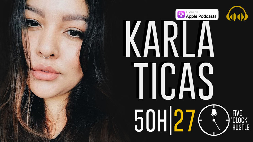Photographer and Creative Director Karla Ticas give valuable lessons on female entrepreneurship.