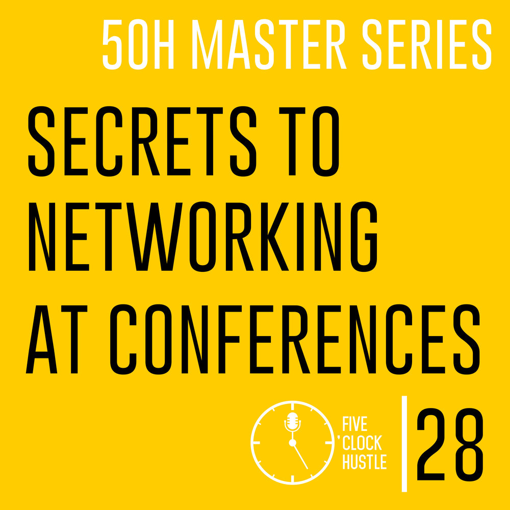 Lesson and Conversations on Networking at Conferences