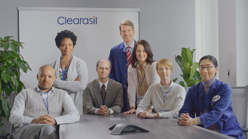 Clearasil: Hello Teens?