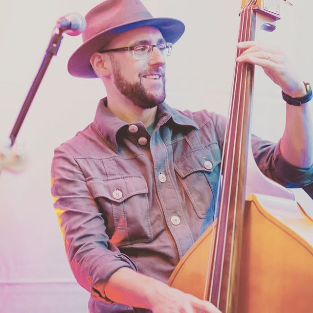 "Did you know that I also play upright bass? Along with ceremony instrumental music and production, reception DJ services, one of my packages ""The Full Shebang! Package"" includes 1hr of a live music by a trio for cocktail hour or dinner. My packages are all inclusive and cover everything you need (musically:) for a great wedding. See my packages page here: www.gorgeweddingmusic.com/packages/  #gorgewedding #hoodriverwedding #weddingmusic #weddingvenue #destinationwedding #pnwwedding #pnwbride #pdxwedding photo thanks to @peterson_pro_media"