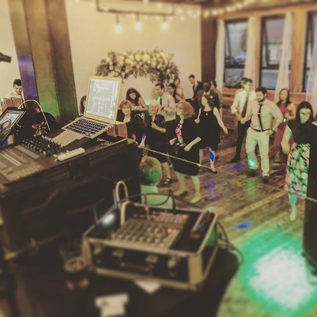 Dance Dance Dance! Hopefully you are getting high quality, professional live music and DJ service for your big day! We can help you book all of that, keeping it simple, and within budget!  #gorgewedding #hoodriverwedding #pnwwedding #destinationwedding #weddingplanning #gorgedj #danceparty