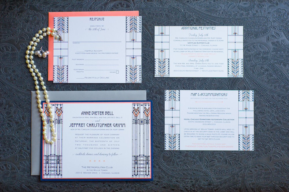 Invitations & Stationery - Learn More