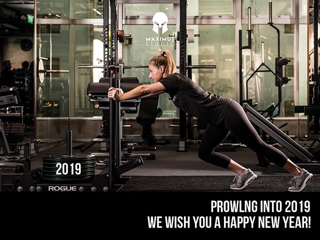 Happy New Year from Maximus Studio!🎊 We walked into the new year the way we know how 😉 #prowler