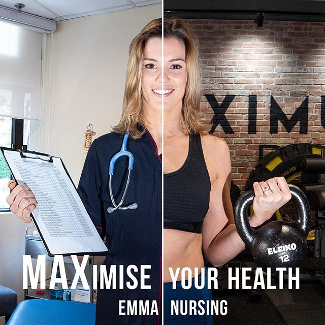 Meet Emma. As a full-time nurse, Emma take shifts which involves preventive and/or restorative care to her patients.  Before her long day at the clinic, Emma wakes up early in the morning to head to Maximus Studio to squeeze in a productive 1-hour personal training session. She believes staying fit and healthy can be reflected in her nursing skills, attention to detail and overall positive charisma that influences people around her. MAXimise your health. MAXimise your fitness. MAXimise your potential now at Maximus Studio!  Start your fitness journey today: 📧: info@maximus-hk.com 📞: 2151 2178 💻: www.maximus-hk.com 📍8/F, 69 Jervois Street, Sheung Wan