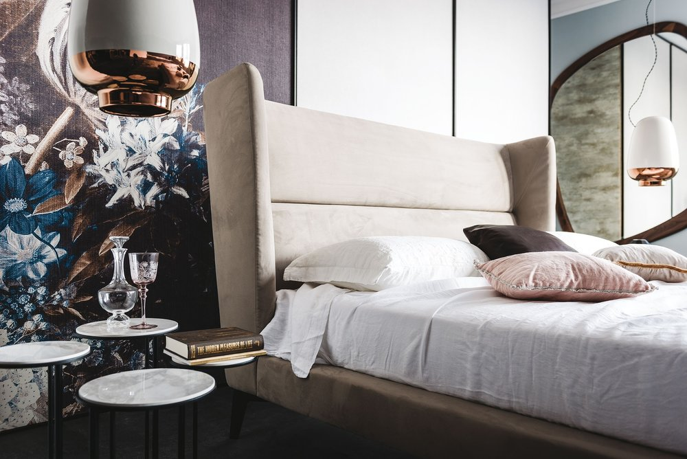 Ludovic Bed by Cattelan Italia