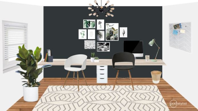 Interior designer affordable bespoke projects