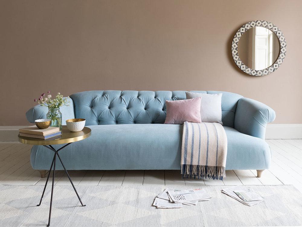 Cosy sofas London