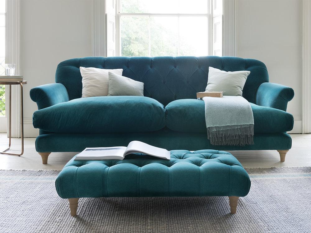 Designer laid back furniture UK