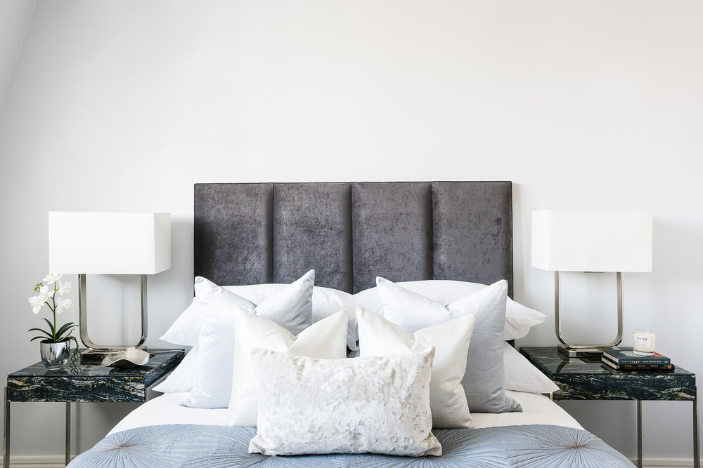 Interior design furniture and home styling in London UK