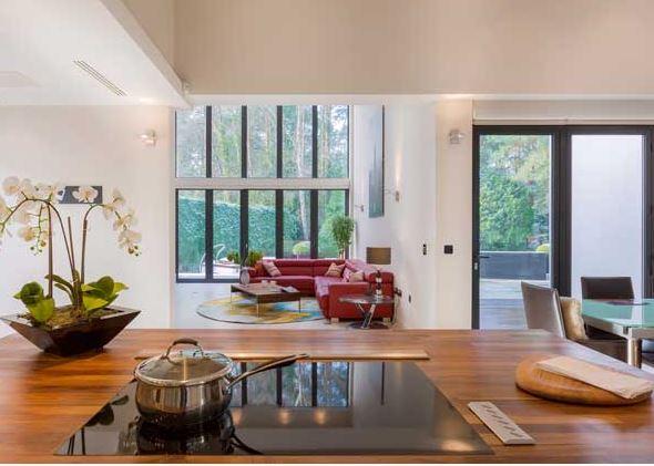 Home staging coastal property UK