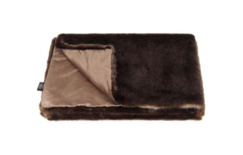 Faux fur and home decor accessories UK