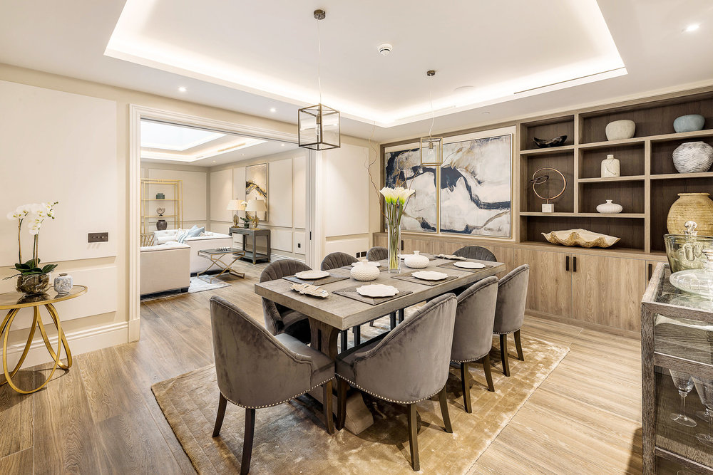 Staging a home for sale London UK