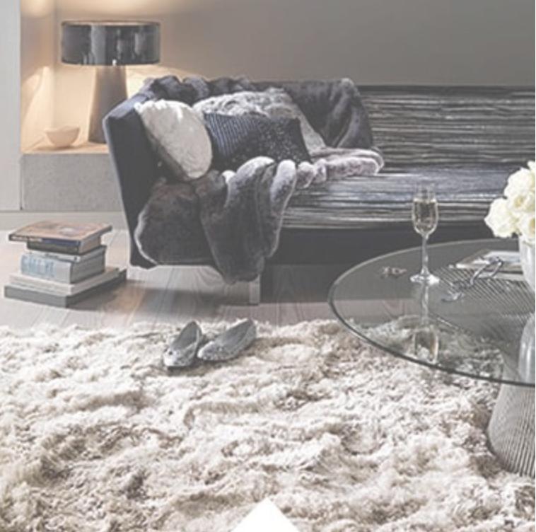 Shabby cosy rugs