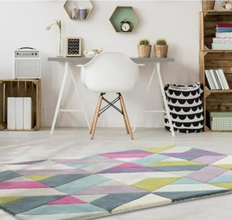 Wool rugs children's rugs
