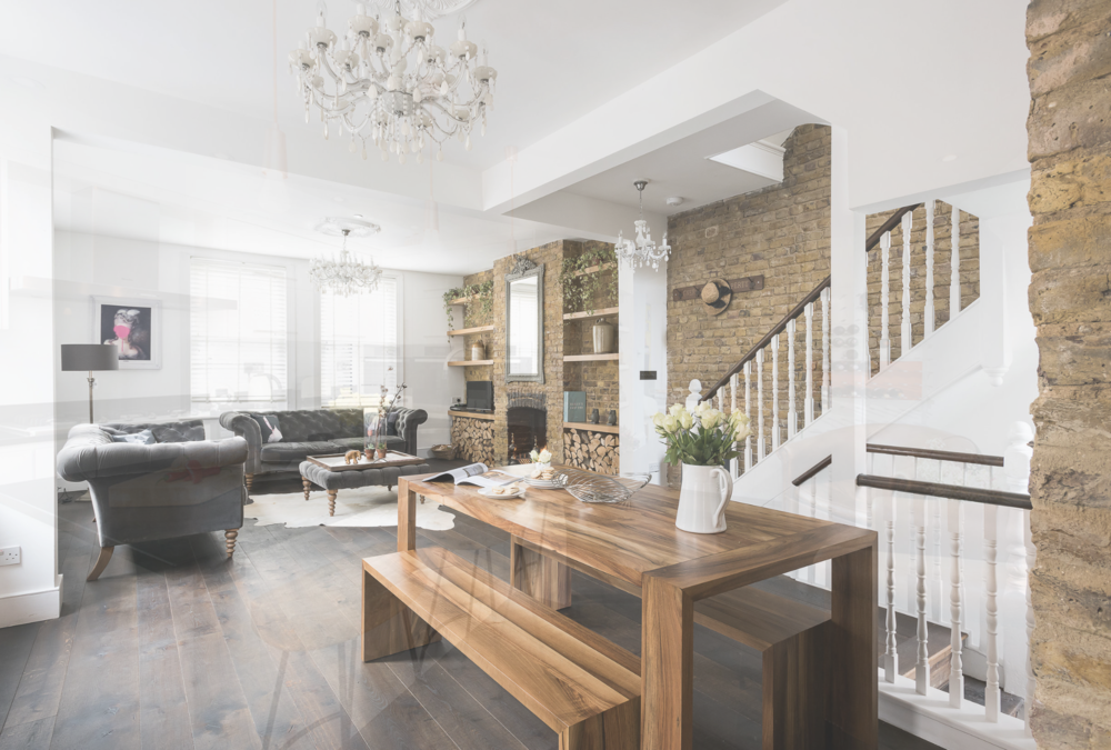Beautiful interior styling by Very Kerryh in London