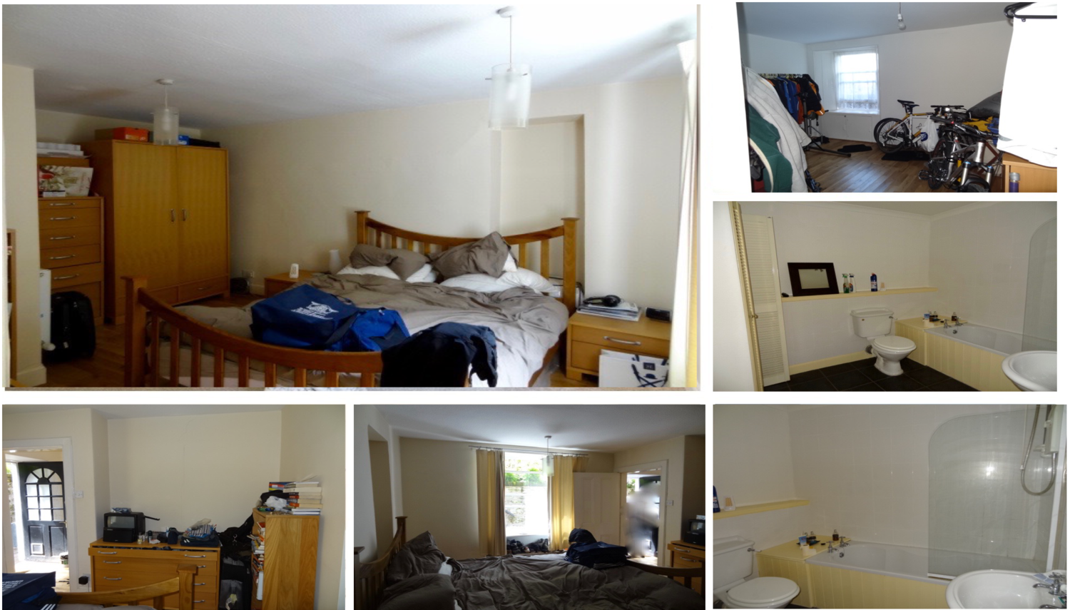 House transformation before and after